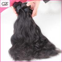 China Grade 8a Virgin Hair Malaysian Natural Wave Hair Soft and Smooth Mink Hair Weave on sale