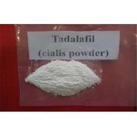 Quality White Crystalline Powder Tadalafil Cialis ED Medicine For Sex Enhancement for sale