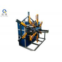 China Double / Single Head Pipe Winding Machine 220V / 380V For Cable Making Industry on sale