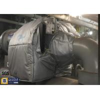 Quality Thermal Insulation Covers Removable Chiller Blankets Reusable 25MM 300 Degree for sale