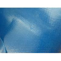 Buy Custom Blue Polypropylene Fabric 0.4mm For Waterproof Shade Cloth Fabric at wholesale prices