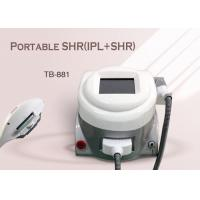 Quality Multifunctional IPL OPT SHR With 7 Filters Wavelength Hair Removal Machine for sale