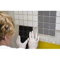 Buy cheap Cement Mixture Acrylic Tile Adhesive Floor Tiles / Tile To Tile Adhesive For Bathroom from wholesalers