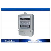 Quality DDS Series Electrical Single Phase Kwh Meter , 1 Phase Digital Energy Meter for sale