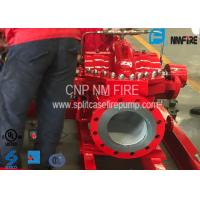 Quality Firefighting Split Case Centrifugal Pump 205PSI For Office Building / Schools for sale