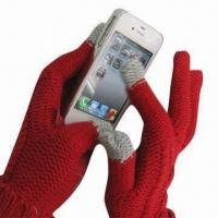 Quality Touch Gloves for iPhone , Measures 24x9cm for sale