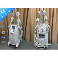 China Cellulite Reductions Cryolipolysis Body Slimming Machine With 7 Headpiece on sale