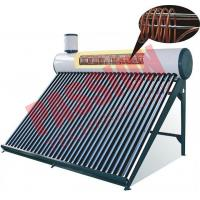 Quality High Efficiency Pre Heated Solar Water Heater For Homes Integrated Structure for sale