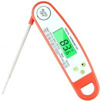 DTH-128 Super Fast Instant Read Meat Thermometer-Waterproof Digital Meat Thermometer with Backlight & Calibration for sale