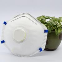 Buy cheap Customized Cup FFP2 Mask Industry Valved Particulate Respirator With Valve from wholesalers
