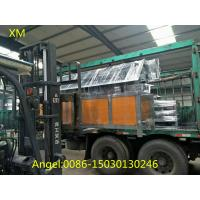 Quality 2m width double wire feeding Fully Automatic Chain Link Fence  Machine for sale