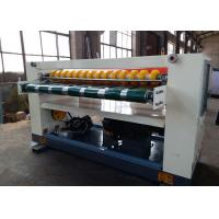 Buy Corrugated Cardboard Cutting Machine / Automatic Corrugation Machine at wholesale prices