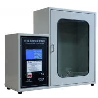 Quality ISO 6722 Automotive Single Core Wire / Cable  Flammability Testing Equipment  60 V/600V for sale