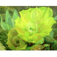 Quality beautiful flower painting lotus fish lotus leaf for sale