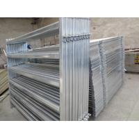 Quality Hot-dip Galvanized Horse Panel Fence for sale