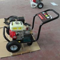 Quality 163CC Displacement Portable Power Washing Equipment 2200 PSI 150Bar 13HP for sale