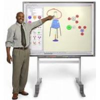 Quality 84 Inch LCD Smart Interactive Whiteboard For School / Business ROHS Approval for sale