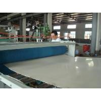 Quality PVC Sheet/Plate Production Line (1250mm*0.4-1mm) (SJSZ) for sale