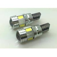 Quality Custom White Bright Lens Car LED Bulbs , LED Replacement Bulbs For Cars for sale