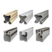 Buy Simple Structure Aluminum Curtain Wall Profile For Residential Buildings at wholesale prices