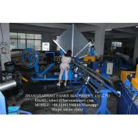 Buy Air Spiral Tube Forming Machine , 1.5 Meter Diameter Spiral Duct Machine at wholesale prices
