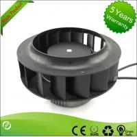 Quality ReplaceEbm-past Ec Centrifugal Fans With Air Purification Pa66 133mm for sale