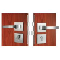 Buy Heavy Duty Entry Mortise Lockset Key Sliding Glass Door Mortise Lock at wholesale prices