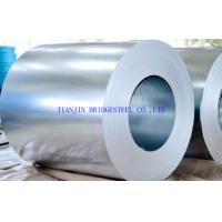 Quality DX52D+Z DX56D+Z Hot Dipped Galvanized Steel Coil , Galvanised Steel Sheet for sale
