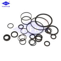 Buy cheap PC360-7 PC300-7 Hydraulic Pump Repair Kit SPGO / O Ring Mechanical Seal Black from wholesalers