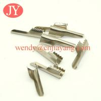 Quality Large size  metal barb for paper bags handle strap for sale