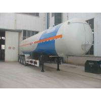 Quality Enric 3-axis 13 m 24.4 tons of liquefied gas transport trailer HGJ9401GYQ1 for sale