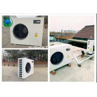 Quality Cold Climate Home Air Source Heat Pump Systems With R404A Refrigerant for sale