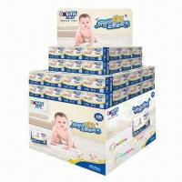 Quality Corrugated Cardboard Pallet Display for Showing and Promotions in Big Stores for sale