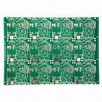 Quality PCB, Made of FR4 Material, for TV Boxes for sale