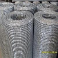 Quality Stainless Steel Wire,stainless steel wire Material and Plain Weave Weave Style stainless steel crimped wire mesh for bbq for sale
