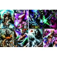 Quality Custom One Piece Flip Chang 3D Lenticular Poster For  Promotion for sale