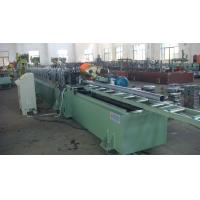 Octagaonal Tube Metal Roll Forming Machines Input Galvanized Steel Sheet