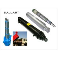 Buy 2 3 Stage Telescopic Hydraulic Cylinder , Single Acting Agricultural Farm Hydraulic Ram at wholesale prices