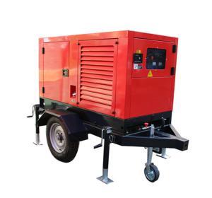 China Denyo 800A Engine Welding Machine Diesel Welder Generator Mobile on Trailer MMA TIG on sale