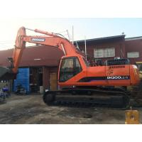 Buy cheap Second hand Doosan 300-7 excavator 3200h working time from wholesalers