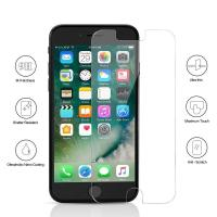 Buy 9H Full Tempered Glass Bubble Free Iphone Screen ProtectorCase Friendly at wholesale prices