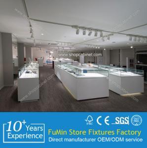 Quality jewelry showcase for sale