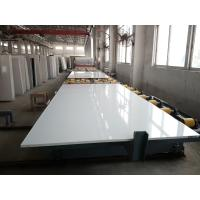Quality Cuarzo Blanco Puro de Plancha Grande for sale