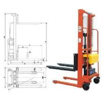 Quality EMS-S Semi-Electric Stacker for sale