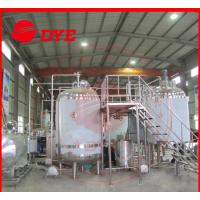 Quality Steam Stainless Steel Beer Microbrewery Equipment 100L - 5000L for sale