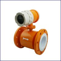 Quality Explosion-proof and leakproof  Electromagnetic water Flow Meter for Chemical Industry for sale