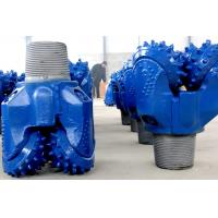 Buy cheap Water Well Drilling News Blue Durable TCI Tricone Bit , Rock Cone Drill Bits from wholesalers