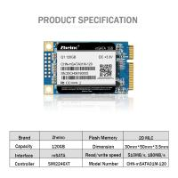Quality High Speed Q1 Internal SSD mSATA 120G MLC For PC Notebooks 3.3V Input for sale