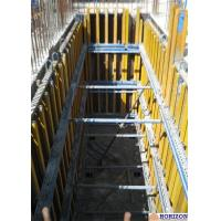 Quality Working paltform, shaft platform,  climbing formwork, specially used in core wall shaft for sale