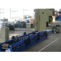Quality Heavy Duty Galvanized Cable Tray Roll Forming Machine Light Medium for sale